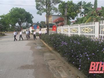 Về đích nông thôn mới kiểu mẫu – cách làm riêng của thôn Văn Bắc