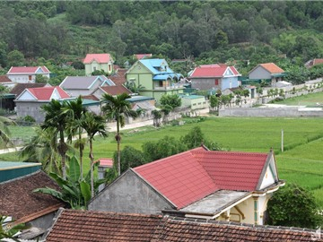 Xã Sơn Thành vững bước xây dựng xã nông thôn mới kiểu mẫu
