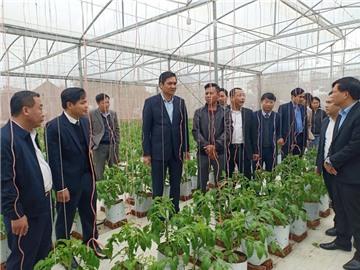 Thẩm tra, đánh giá kết quả xây dựng nông thôn mới huyện Nghi Lộc